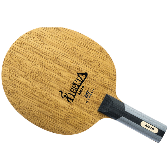Darker Liberta ARCS Table Tennis & Ping Pong Blade, Authentic, Pick Handle Type