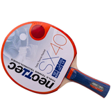 Neottec SX40 Table Tennis & Ping Pong Racket, Authentic, Choose Your Handle Type