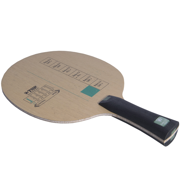TSP Balsa 2.5 Table Tennis & Ping Pong Blade, Authentic, Choose Your Handle Type