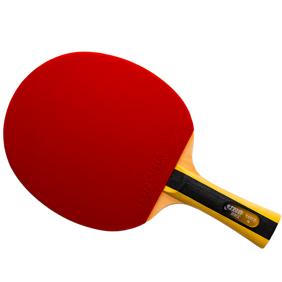 DHS Racket 1002 FL For Table Tennis and Ping Pong Racket, 100% Authentic
