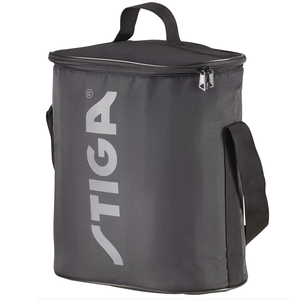 Stiga Ball Bag Space in Black Color, For 300 Table Tennis Balls, 100% Authentic