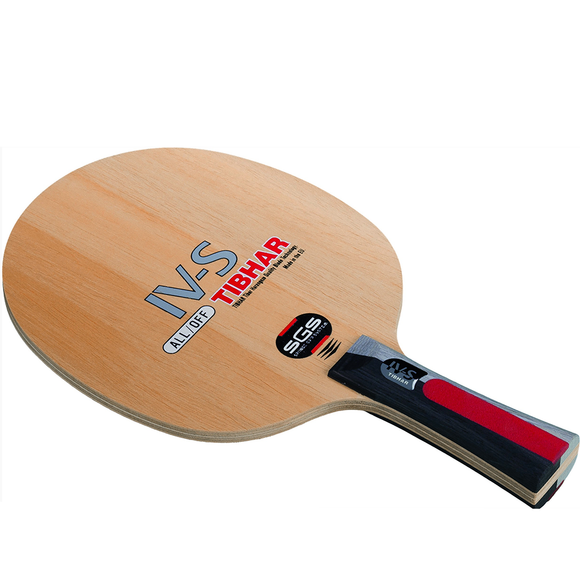 Tibhar IV-S SGS Table Tennis and Ping Pong Blade, Authentic, Choose Handle Type