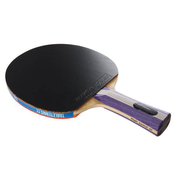 Pro Racket Magic Hinomi (FL) Table Tennis and Ping Pong Racket, 100% Authentic
