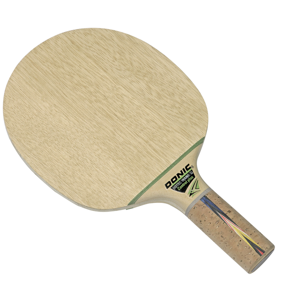 Donic Wang Xi Dotec C Plus Table Tennis and Ping Pong Blade, Choose Handle Type