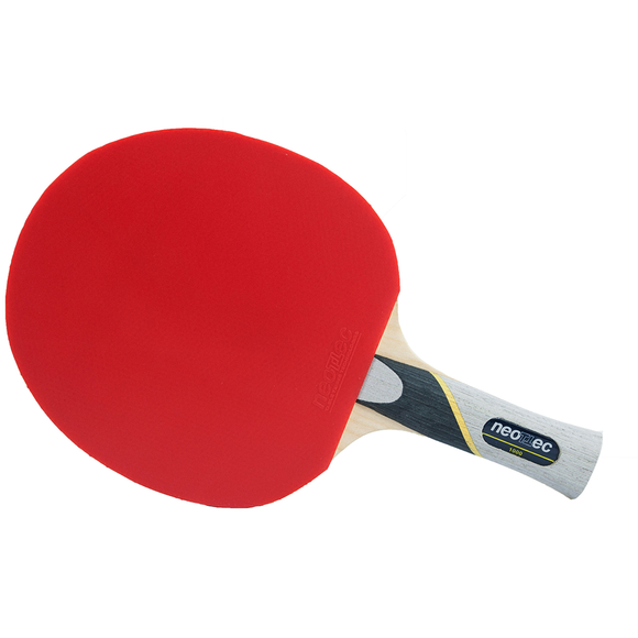 Neottec 1000 Table Tennis & Ping Pong Racket w/ 1.5 mm Soft Sponges, ANAT Handle
