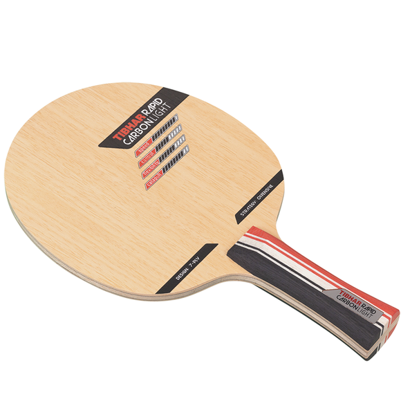 Tibhar Rapid Carbon Light Table Tennis Blade, Authentic, Choose Your Handle Type