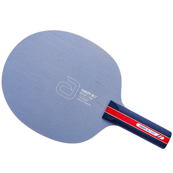 Andro Gauzy BL 7 OFF Table Tennis & Ping Pong Blade, Authentic, Pick Handle Type