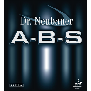 Dr.Neubauer A-B-S Table Tennis and Ping Pong Rubber, Choose Color and Thickness