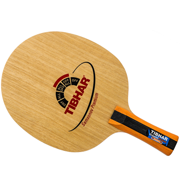 Tibhar Samsonov Premium Junior FL Table Tennis & Ping Pong Blade, 100% Authentic