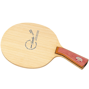 Nittaku Tenaly Original Table Tennis & Ping Pong Blade with Unique Bent Handle