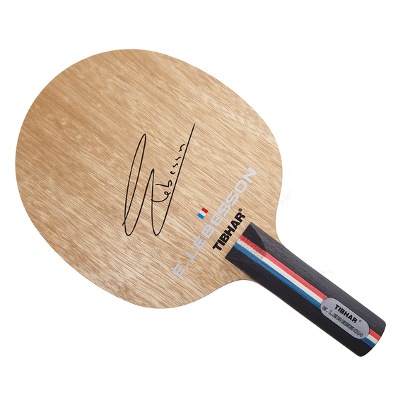 Tibhar E. Lebesson Table Tennis & Ping Pong Blade, Choose Handle Type, Authentic