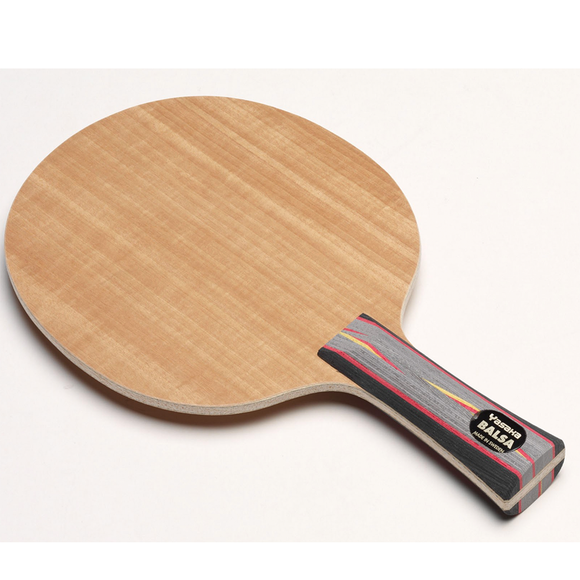Yasaka Balsa Table Tennis & Ping Pong Blade, Authentic, Choose Your Handle Type