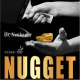 Dr.Neubauer Nugget Table Tennis & Ping Pong Rubber, Choose Your Color & Thickness