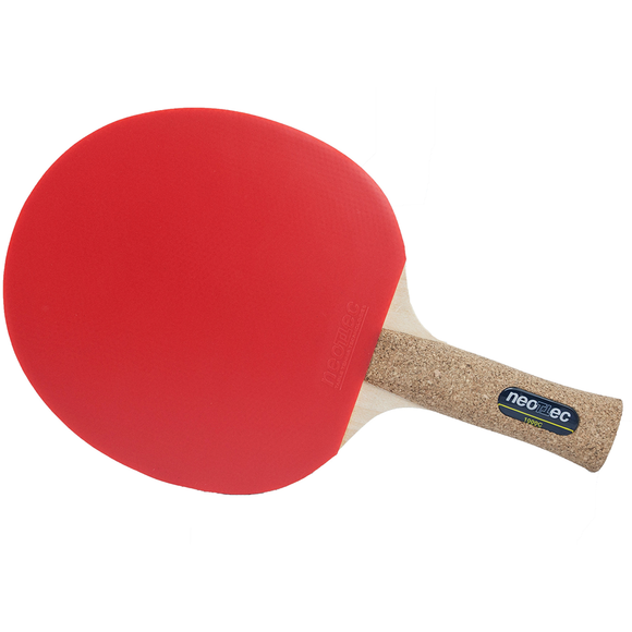 Neottec 1000c Table Tennis and Ping Pong Racket, Choose Handle Type, Authentic