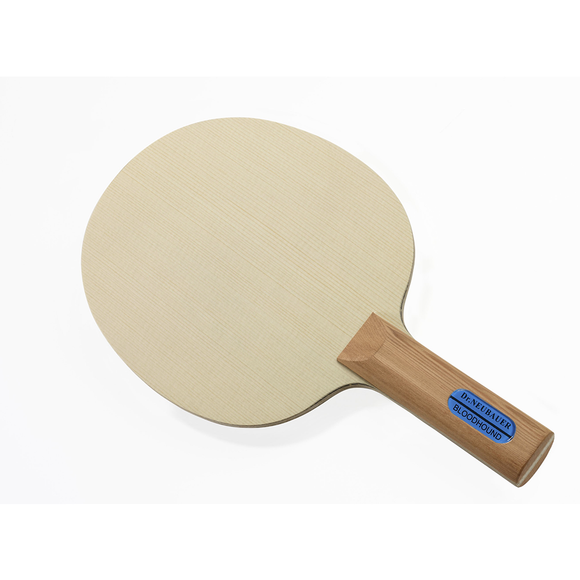 Dr.Neubauer Bloodhound Table Tennis & Ping Pong Blade, Choose Your Handle Type