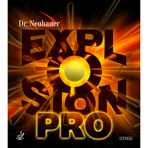 Dr.Neubauer Explosion Pro Table Tennis & Ping Pong Rubber, Pick Color & Thickness