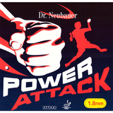 Dr.Neubauer Power Attack Table Tennis & Ping Pong Rubber, Pick Color & Thickness