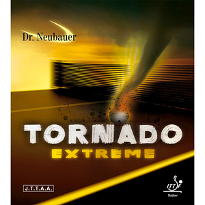 Dr.Neubauer Tornado Extreme Table Tennis Rubber, Choose Your Color and Thickness