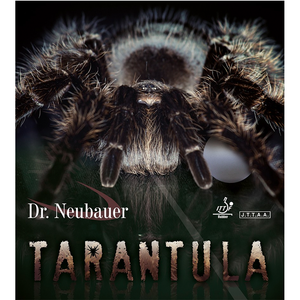 Dr.Neubauer Tarantula Table Tennis & Ping Pong Rubber, Choose Color & Thickness