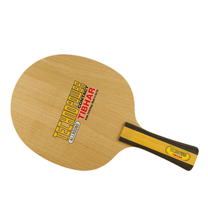 Tibhar Techno-Power Contact Table Tennis and Ping Pong Blade, Choose Handle Type