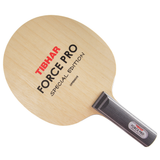 Tibhar Force Pro Special Edition Table Tennis & Ping Pong Blade, Pick Handle Type