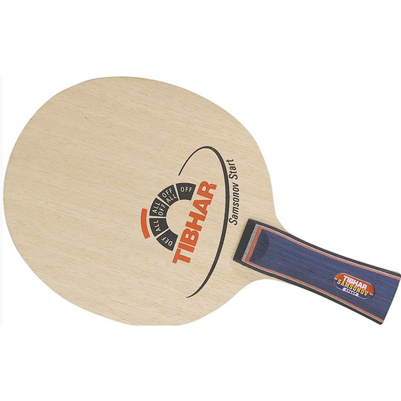 Tibhar Samsonov Start Table Tennis & Ping Pong Blade for Children & Young Players