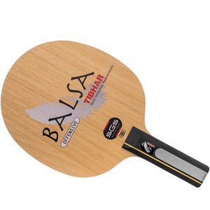 Tibhar Balsa SGS Table Tennis & Ping Pong Blade, Authentic, Choose Handle Type