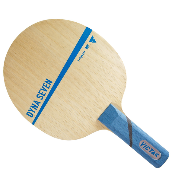 Victas Dyna Seven Table Tennis & Ping Pong Blade, Authentic, Choose Handle Type