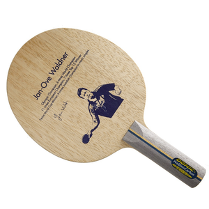 Donic Waldner Senso Carbon JO Shape Limited Edition Table Tennis Blade, Pick Handle Type