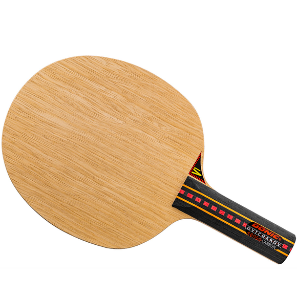 Donic Ovtcharov Senso Carbon Table Tennis & Ping Pong Blade, Choose Handle Type