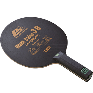 TSP Black Balsa 3.0 Table Tennis & Ping Pong Blade, Authentic, Choose Handle Type