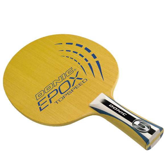 Donic Epox Topspeed Table Tennis & Ping Pong Blade, Authentic, Pick Handle Type