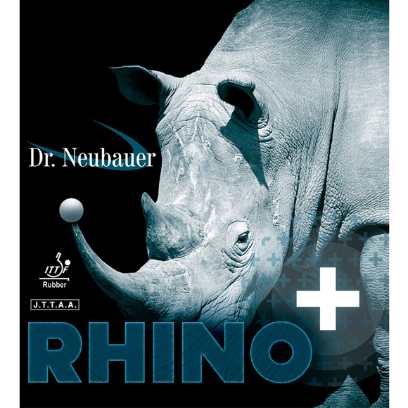 Dr.Neubauer Rhino Plus Table Tennis & Ping Pong Rubber, Choose Color & Thickness
