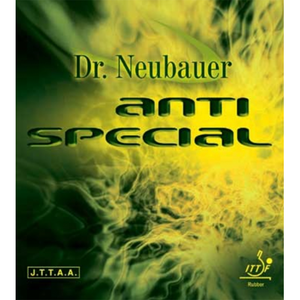 Dr.Neubauer Anti Special Table Tennis & Ping Pong Rubber, Pick Color & Thickness
