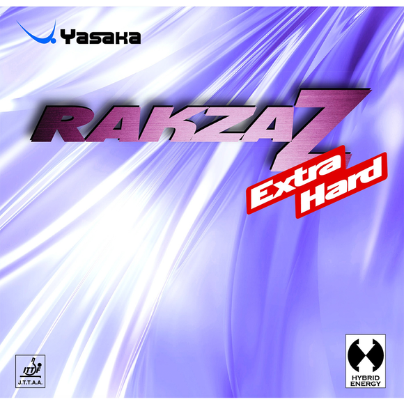 Yasaka Rakza Z Extra Hard Table Tennis & Ping Pong Rubber Pick Color & Thickness