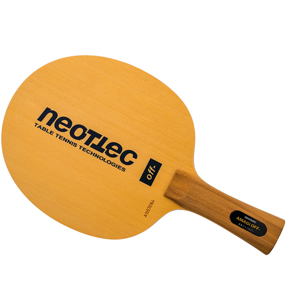 Neottec Amagi OFF- Table Tennis & Ping Pong Blade, Authentic, Choose Handle Type