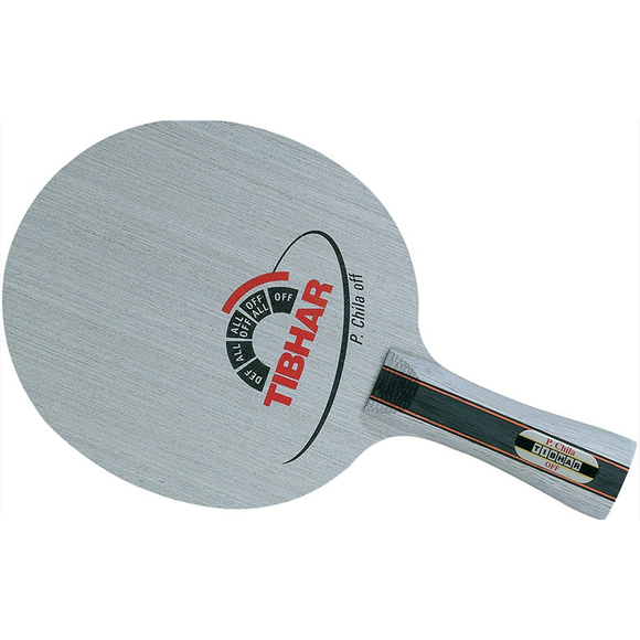 Tibhar Chila Off Table Tennis and Ping Pong Blade, Authentic, Choose Handle Type