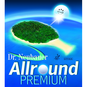 Dr.Neubauer Allround Premium Table Tennis & Ping Pong Rubber, Pick Your Variation