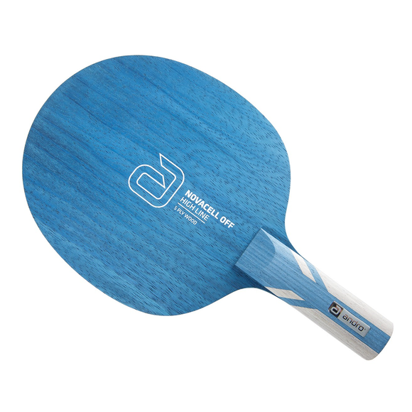 Andro Novacell OFF Table Tennis & Ping Pong Blade, Authentic, Choose Handle Type