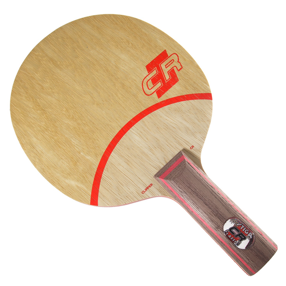 Stiga Clipper CR WRB Table Tennis & Ping Pong Blade, Authentic, Pick Handle Type
