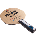 Yasaka Galaxya Carbon Table Tennis & Ping Pong Blade, Authentic Pick Handle Type