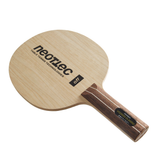 Neottec Voodoo Classic Table Tennis & Ping Pong Blade, Choose Your Handle Type