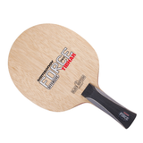 Tibhar Samsonov Force Pro Black Edition, Table Tennis Blade, Choose Handle Type