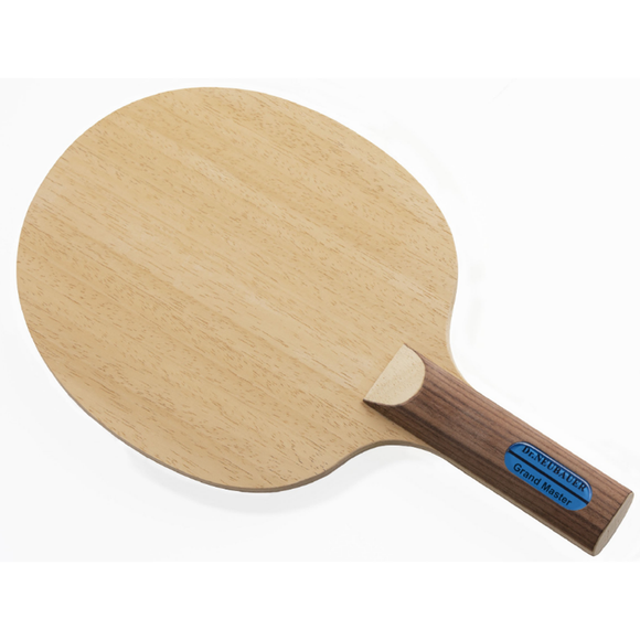 Dr.Neubauer Grand Master Table Tennis and Ping Pong Blade, Choose Your Handle Type