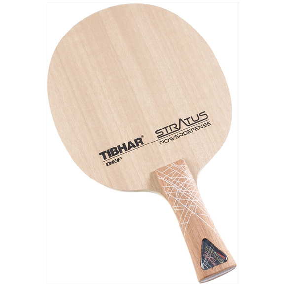 Tibhar Stratus Power Defense Table Tennis and Ping Pong Blade, Pick Handle Type