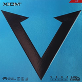 Xiom Vega Intro Table Tennis & Ping Pong Rubber, Choose Your Color and Thickness