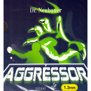 Dr.Neubauer Aggressor Table Tennis & Ping Pong Rubber, Choose Color & Thickness