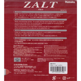 Nittaku Zalt Table Tennis and Ping Pong Rubber, Choose Your Color and Thickness