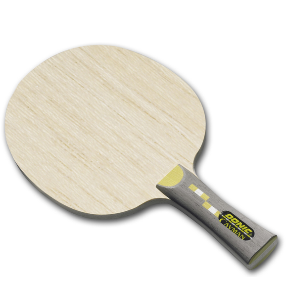 Donic Cayman Table Tennis and Ping Pong Blade, 100% Authentic, Choose Handle Type