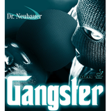 Dr.Neubauer Gangster Table Tennis & Ping Pong Rubber, Choose Color & Thickness